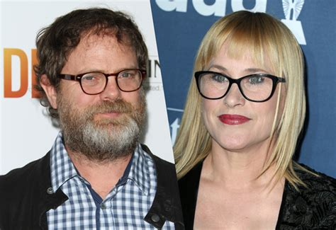 patricia arquette rainn wilson to star in permanent