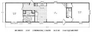 Single Wide Mobile Homes Floor Plans And Pictures by Gallery For Gt Single Wide Mobile Home Floor Plans 3 Bedroom