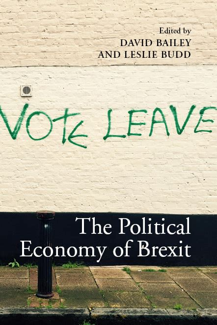 brexit and politics books the political economy of brexit