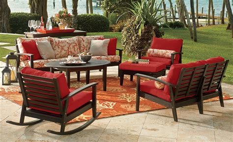 cushion glamorous patio furniture cushions clearance