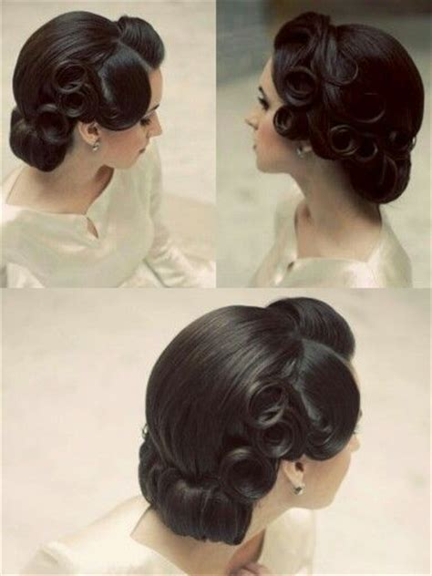 Vintage Wedding Hair Updos by Discover And Save Creative Ideas