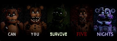 survival logbook five nights at freddy s books gmod can you survive five nights fivenightsatfreddys
