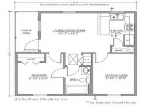Small Guest House Floor Plans by Small Guest House Floor Plans Backyard Pool Houses And