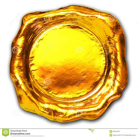images of gold gold seal royalty free stock images image 23811819