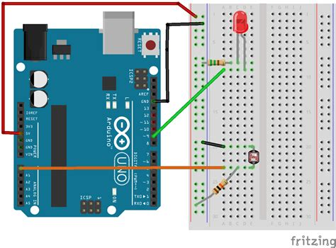 photoresistor guide photoresistor arduino output 28 images arduino lesson photoresistor 171 osoyoo 1000 ideas