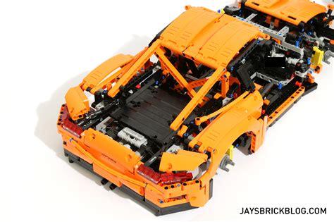 Aufkleber 3b Lego Porsche by Review Lego 42056 Technic Porsche 911 Gt3 Rs