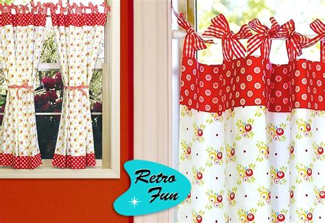 Kitchen Curtain Patterns Kitchen Curtain Sewing Patterns Kitchen Design Photos