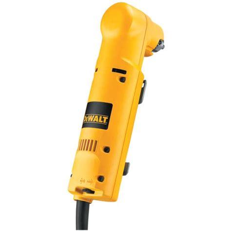 Bor Bitec Dm 350re 10mm dewalt 3 8 quot 10mm vsr right angle drill l m fleet supply