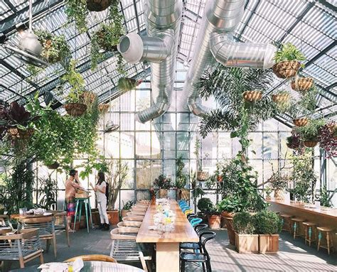 Garden Of Eat In Rooftop Gardens Greenhouses 6 Gorgeous Places To Eat In