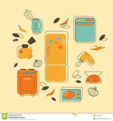 Kitchen Design Program household appliances royalty free stock photos image