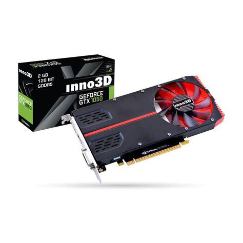 Vga Inno3d Geforce Gtx 1050 Ti 4 Gb X2 Gddr5 4gb inno3d geforce gtx 1050 ti 1 slot aktiv pcie 3 0 x16 retail gtx 1050 ti mindfactory de