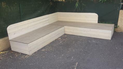 faire des canap駸 fabriquer un canap 233 en bois fashion designs