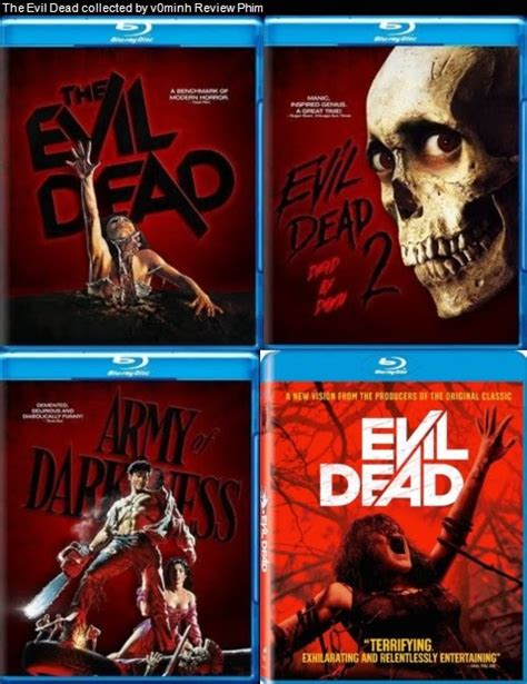 evil dead film list fs tl the evil dead collection quadrilogy internal
