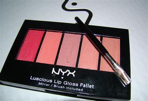 Lip Gloss Palette Nyx nyx lip gloss palette
