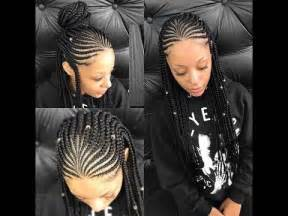 latest cornrow hairstyles most wanted hair designs 2017