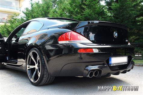 Spoiler Luxio With Lu Colour 04 08 bmw e63 coupe 2d painted lu type trunk boot lip spoiler 650i m6 645ci ebay