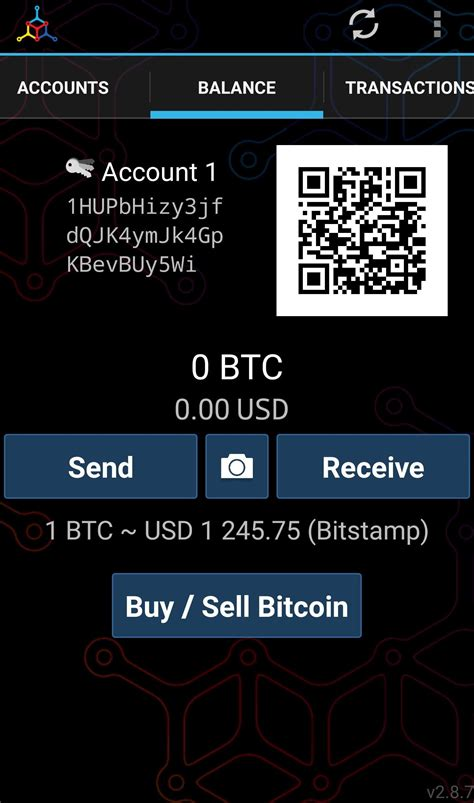 bitcoin wallet android the best bitcoin wallet apps for your android device 171 android gadget hacks