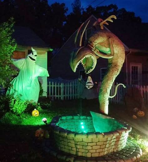 Nightmare Before Yard Decorations - 25 best ideas about nightmare before