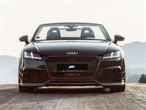 Audi Tt Tuning Guide by Audi Tt Rs Roadster By Abt Tuning Panoramauto