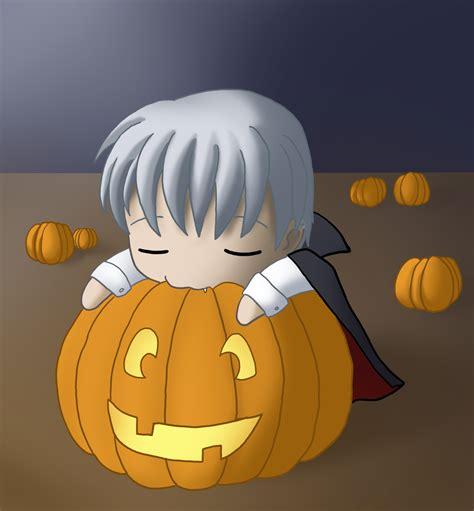 Anime Pumpkin by Chibi Pumpkin Zero By Cardcaptorkatara On Deviantart