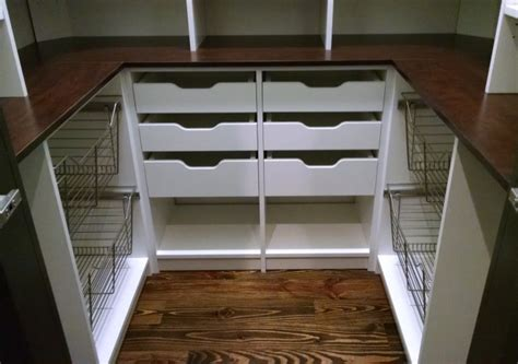 Wire Drawers For Pantry by Atlanta Closet Storage Solutions Pantries