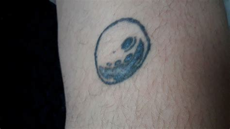 moon tattoos 8 of the worst moon tattoos fails tv