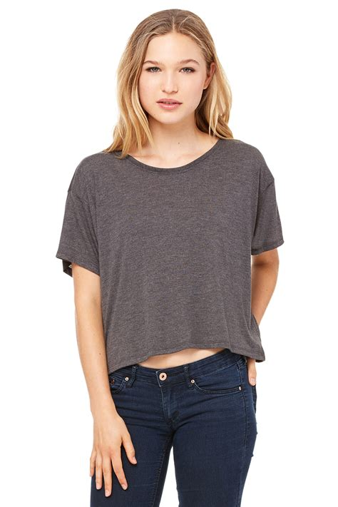 Boxy Shirt by S Flowy Boxy Canvas