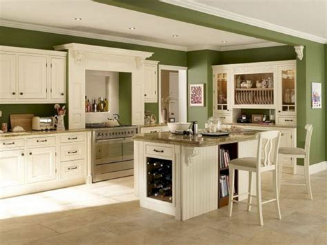 green home kitchen design green wall color cabinets for kitchen design freshouz