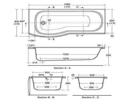 size of standard bathtub standard bathtub sizes house plans