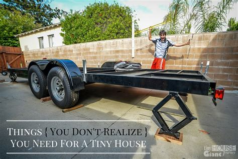 things you need for a house things you don t realize you need for a tiny house tiny