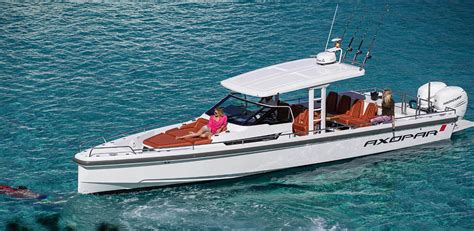 miami boat show axopar axopar 37 sc boat boats for sale miami palm beach