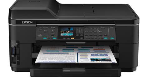 Printer Dan Spesifikasinya harga printer epson workforce wf 7511 terbaru dan spesifikasinya harga printer