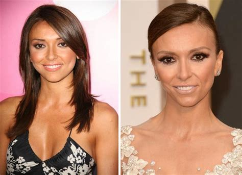 giuliana hairline giuliana rancic plastic surgery before and after