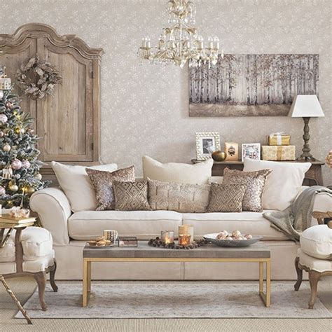 And Gold Living Room Ideas by Gold Living Room Decorating Housetohome Co Uk