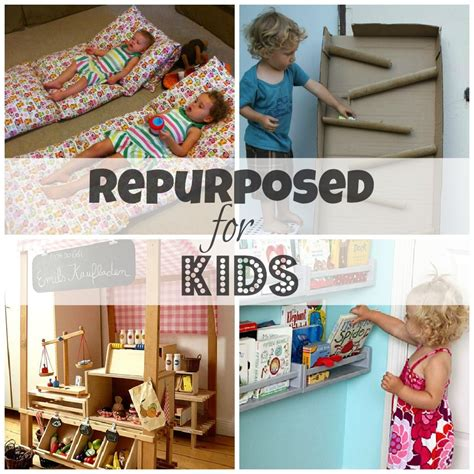 Ready Made Projects For Mba by 20 Repurposed Projects For Toddlers Diy Ready Made