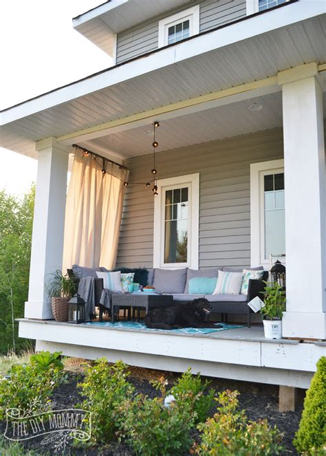 on the back porch with my french country home cedar hill country farmhouse porch decor ideas with a boho twist
