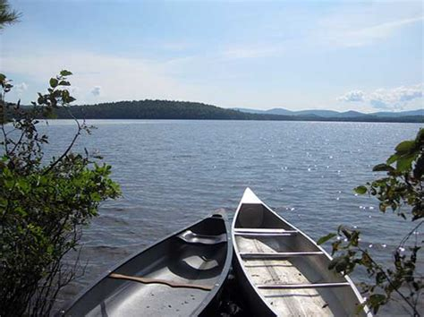 section 8 in maine northern forest canoe trail in maine umbagog lake to