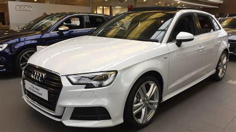 interior audi a3 sportback all new 2017 audi a3 sportback exterior and interior
