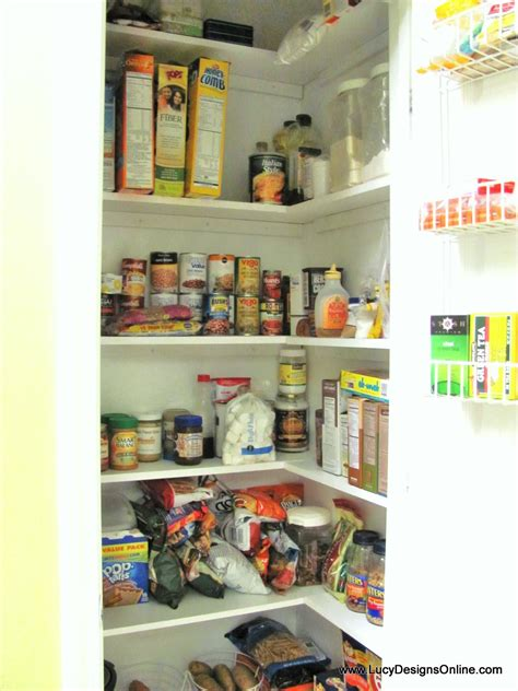 kitchen pantry makeover diy installing wood wrap shelving replace wire shelves lucy designs