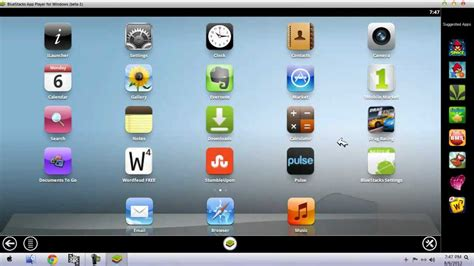 bluestacks for ios install ilauncher theme on bluestacks youtube
