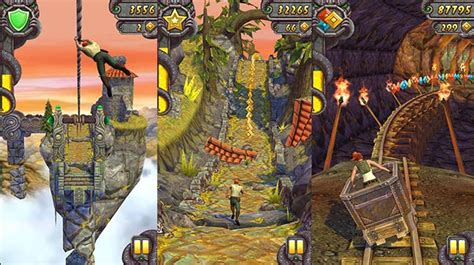 temple endless run 2 mod temple run 2 receives update gets santa and water slides android authority