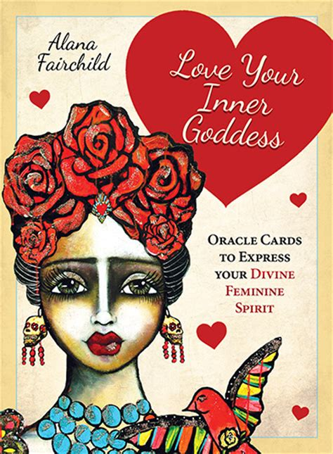 your inner goddess cards an oracle to express your feminine spirit books 187 your inner goddess oracle