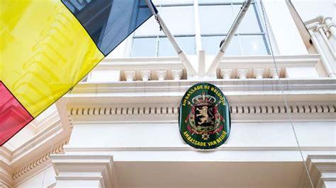 consolato belga a seize ambassades et consulats belges doivent fermer