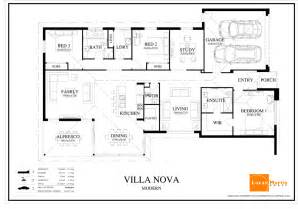 Floor Plans For Single Story Homes Single Story House Plans Modern One Story Floor Plans Mexzhouse Com