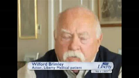 liberty diabetes spokesman wilford brimley diabeetus