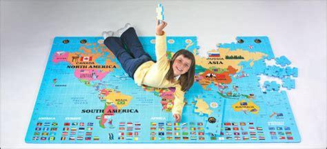 world map floor puzzle  pc large eva foam harleys