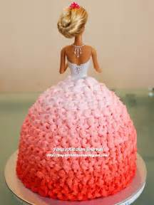 fong s kitchen journal pink ombre barbie cake