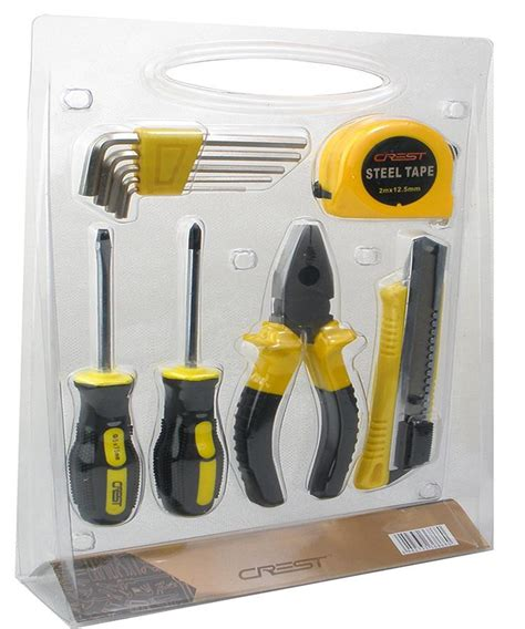 55pcs auto repair kit home use tool set hardware tool