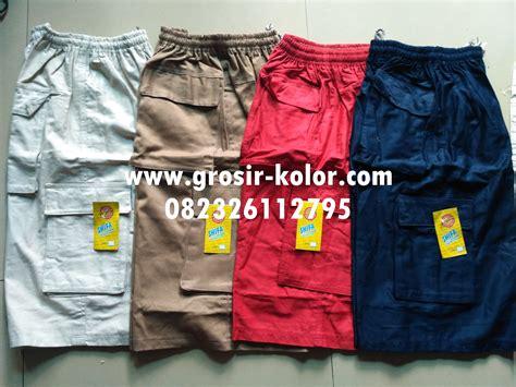 Celana Anak Konveksi konveksi celana kolor twill box jumbo grosir kolor murah ud shifa colection grosir kolor