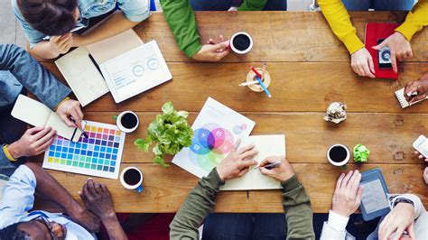 home group design works four types of productivity styles and why it s hard to get
